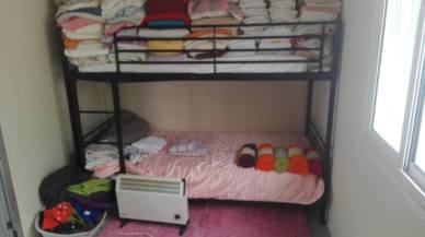 cabinf bed 2