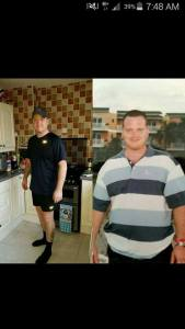 David Losing Weight