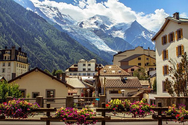 france-chamonix-village