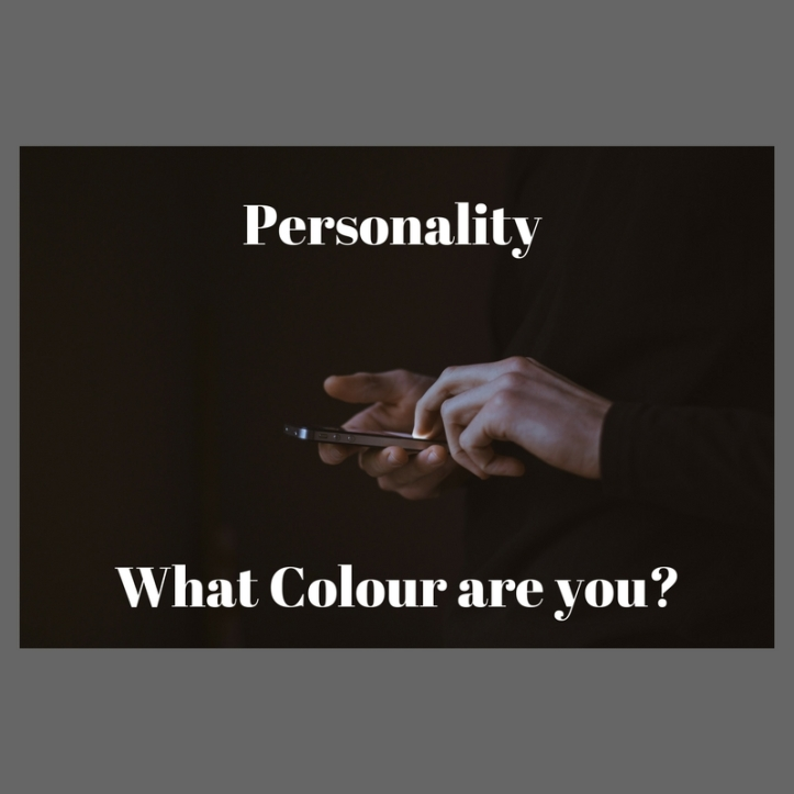 Personality Colours-